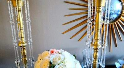 Rose Colored Aisle Diy Make Your Own Gold