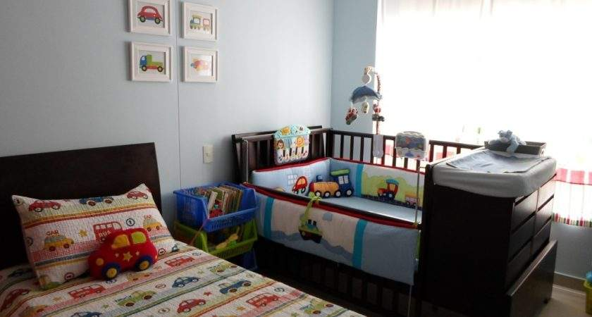 Roundup Baby Sibling Shared Rooms Project