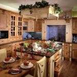 Rustic Country Living Room Ideas Style Kitchen