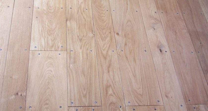 Sample Solid Thick Wide Oak Flooring Real Hard Wood