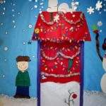 School Christmas Decorations Festival Collections