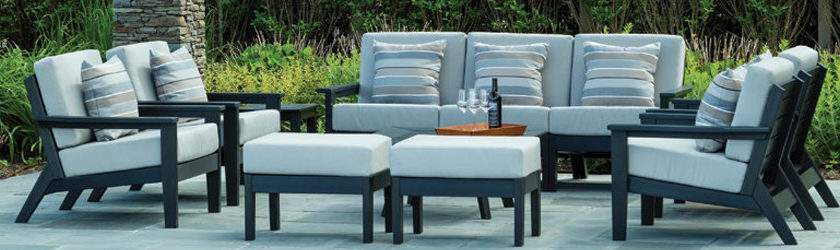 Seaside Casual Outdoor Furniture New England Patio