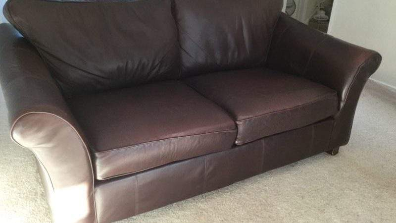 Seater Marks Spencer Abbey Brown Leather
