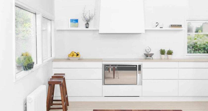 Serene White Kitchen Interior Design Ideas Https