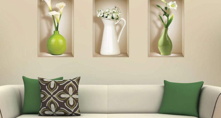 Set Art Wall Stickers Room Removable Home