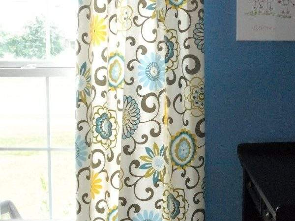 Sew Curtains Endlessly Inspired