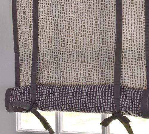 Sew Double Sided Roll Diy Window Shade Once