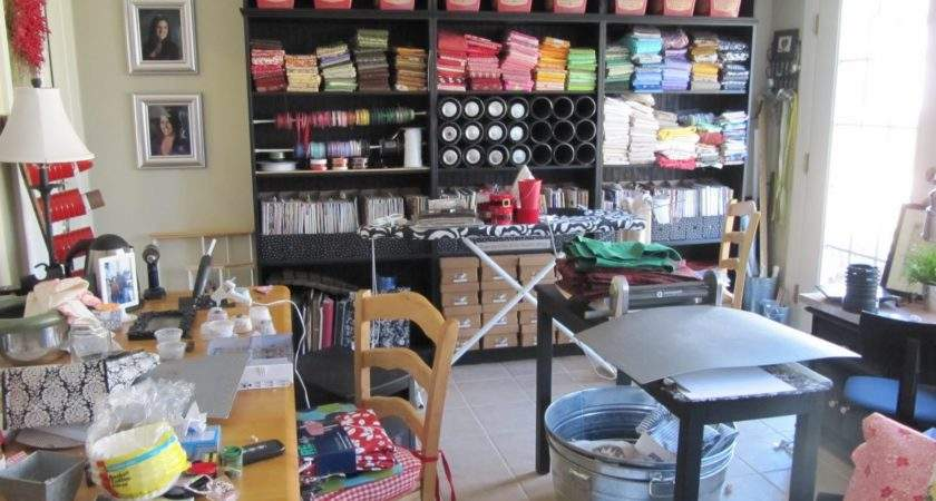 Sew Many Ways Sewing Craft Room Ideas Updates
