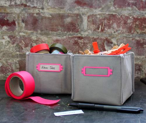 Sewing Fabric Boxes Design Sponge