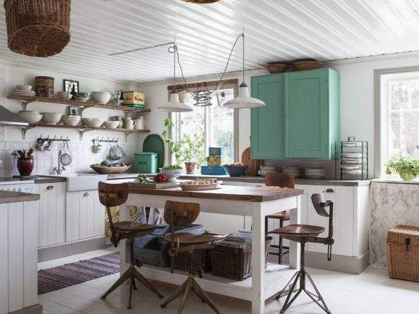 Shabby Chic Country Kitchen Design Creative Renovators