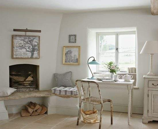 Shabby Chic Home Office Apartments Like Blog