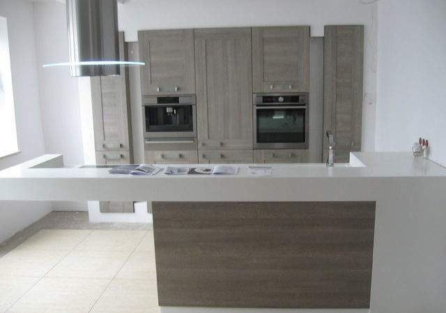 Shaker Style Kitchen Can Modern Too Transitional
