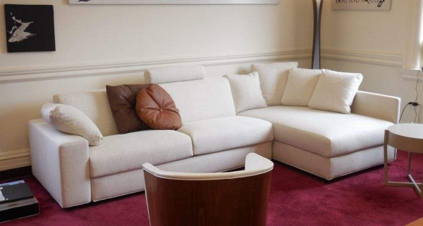 Shaped Couch Living Room Ideas Nakicphotography