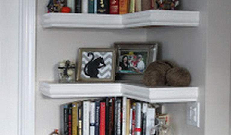 Shelves Diy Storage Small Spaces Dhwcor
