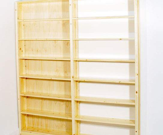 Shelving Systems Bookcase Examples