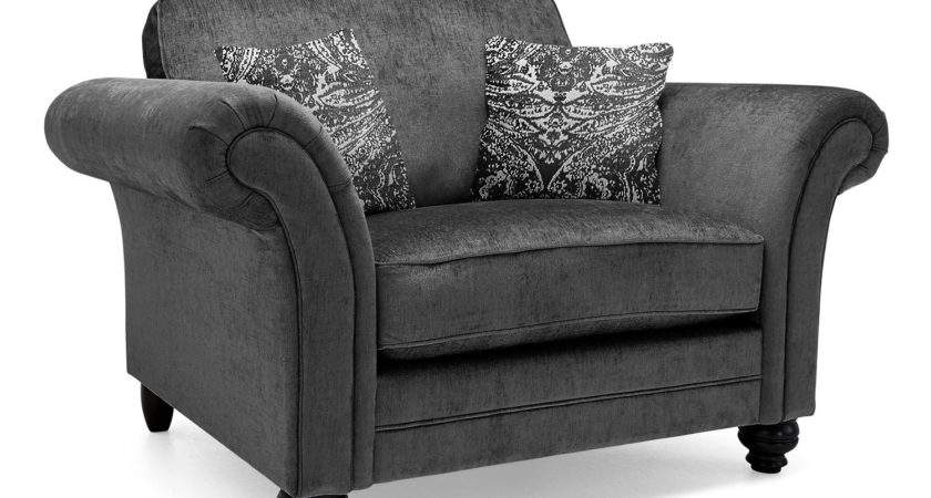 Sherwood Fabric Snuggler Armchair Next Day Delivery