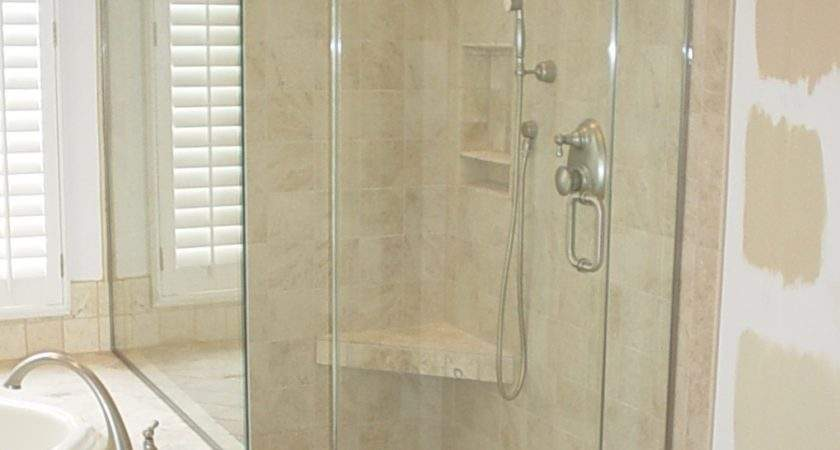 Shower Glass Panel Ideas Small Bathroom Your