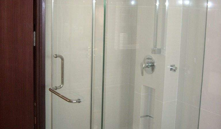 Shower Screen Specialist Singapore Frameless Design