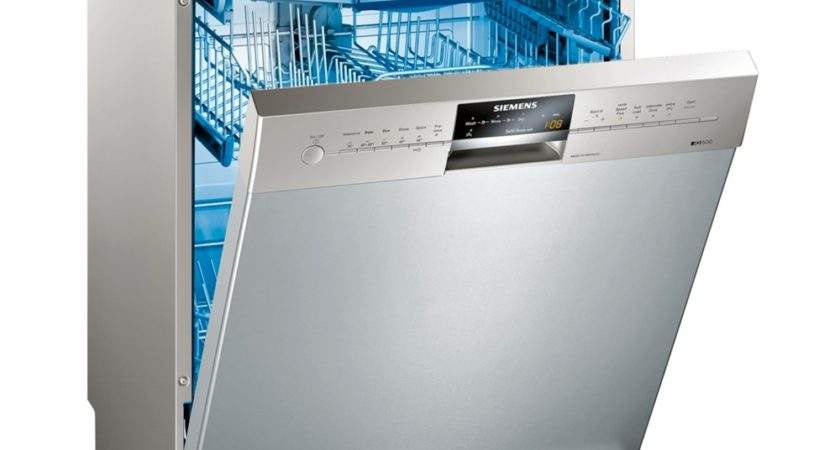 Siemens Freestanding Dishwasher Stainless