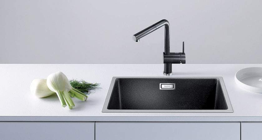 Silgranit Single Bowl Flushmount Sink Cooks Plumbing