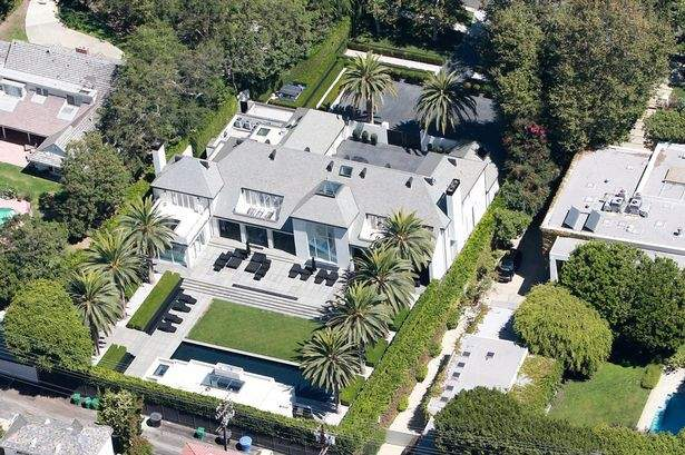 Simon Cowell Says House Healer Los Angeles Mansion