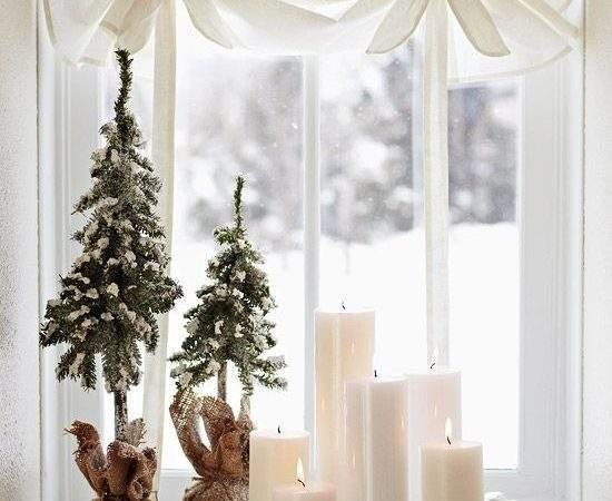 Simple Christmas Decorating Ideas Honeycomb Home
