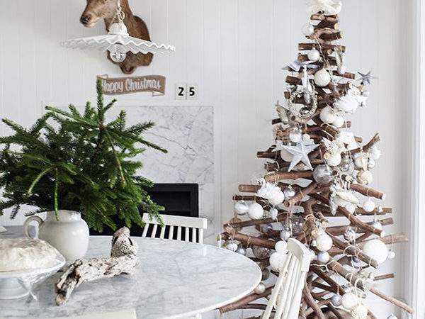 Simple Christmas Decoration Home Ideas
