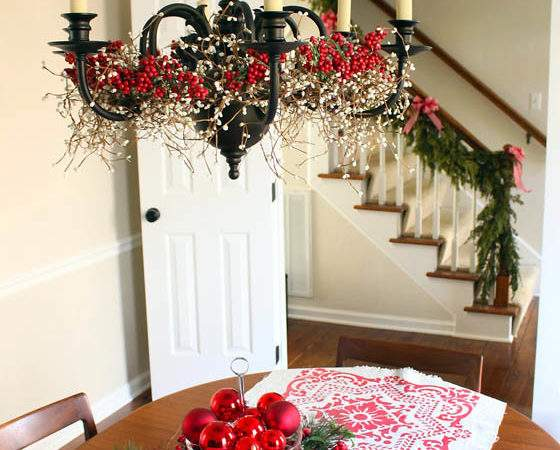 Simple Decorating Ideas Christmas Youne