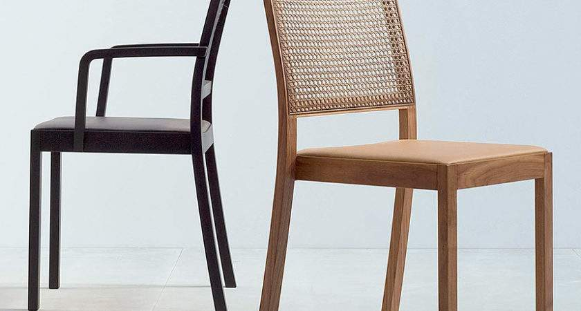 Simple Elegant Dining Chairs Hussl Gritsch