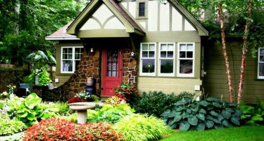 Simple Landscaping Designs Front House Ideas