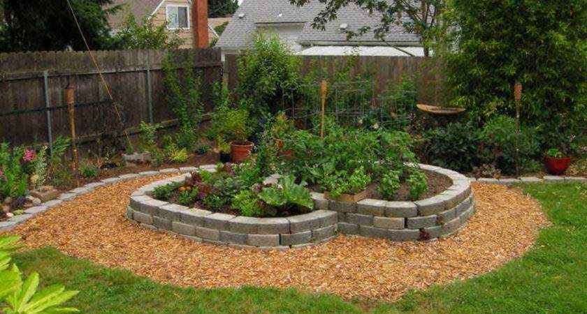 Simple Landscaping Ideas Small Yards Saomc
