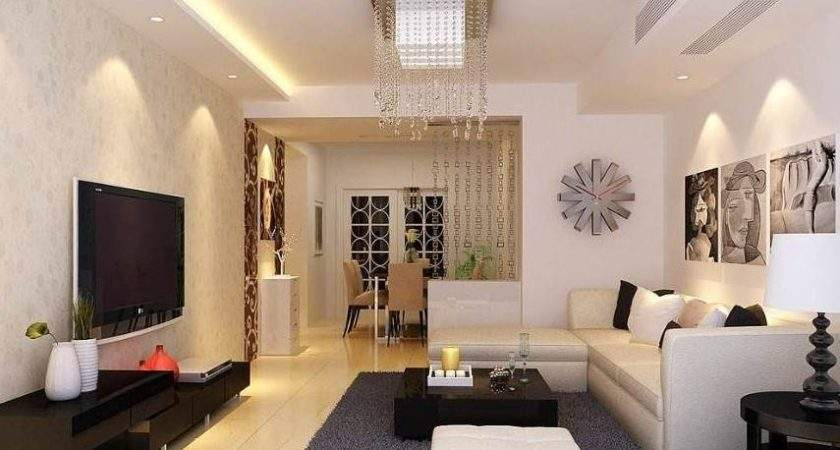 Simple Living Room Designs Small Spaces
