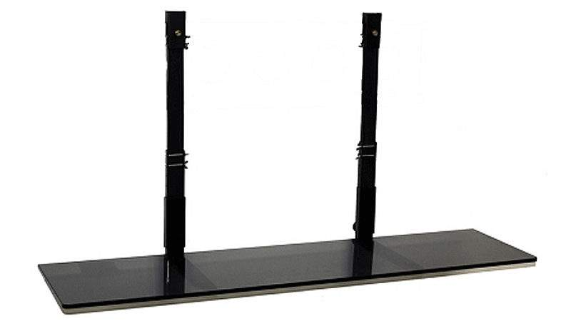 Simple Shelving Solutions Inch Smoked Glass Smart