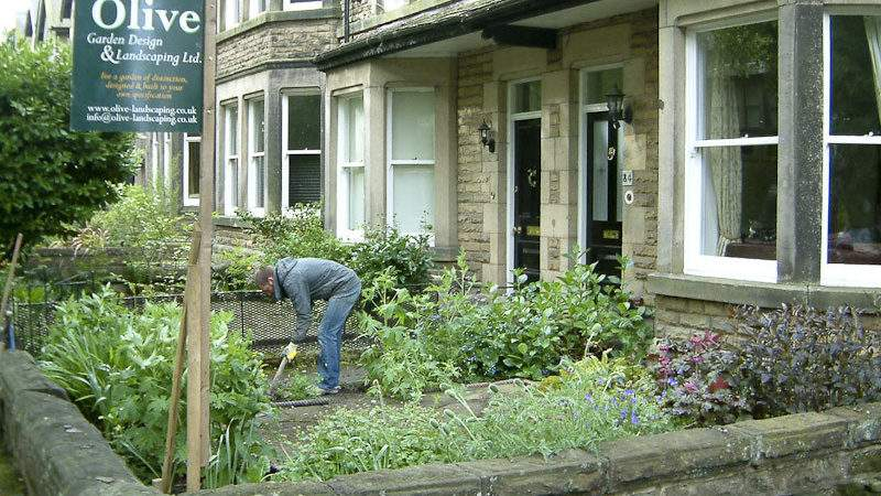 Simple Small Terraced House Front Garden Ideas Best
