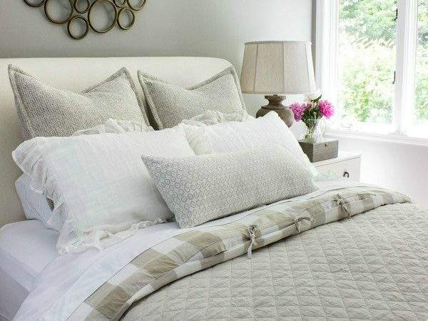 Simple Steps Making Perfect Bed Driven Decor