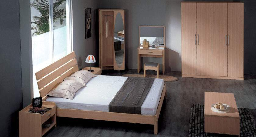 Simple Wooden Four Poster Bed Alilme Nurani