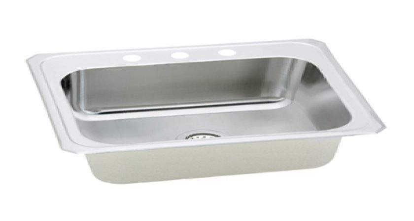Single Bowl Kitchen Sink Sizes Different Types