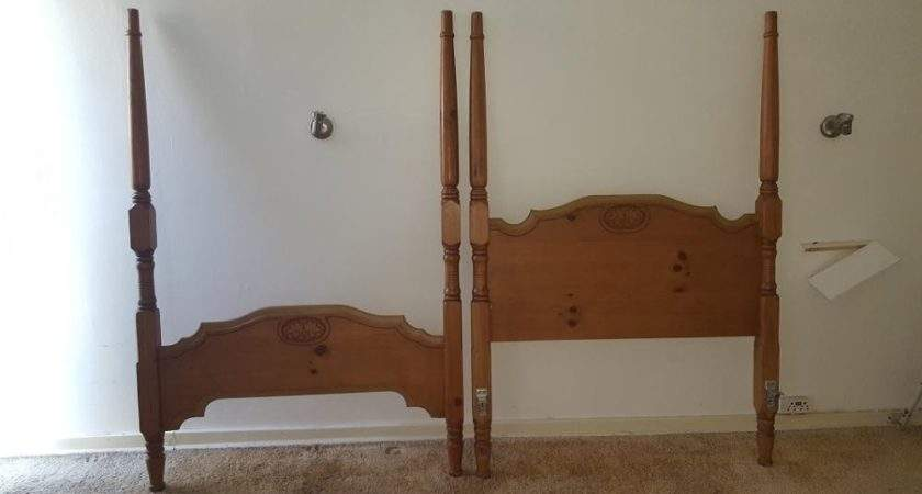 Single Four Poster Bed Ferndale Olx