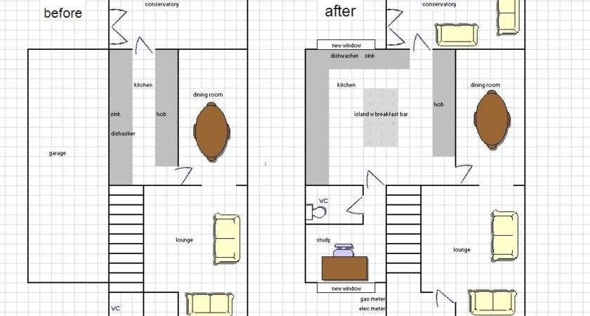 Single Integral Garage Conversion Conversions General