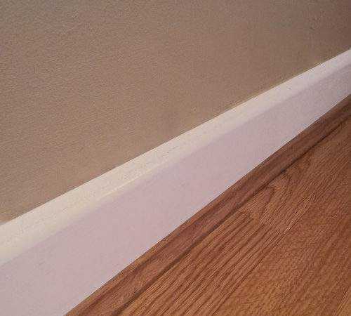 Skirting Board Architrave Painting