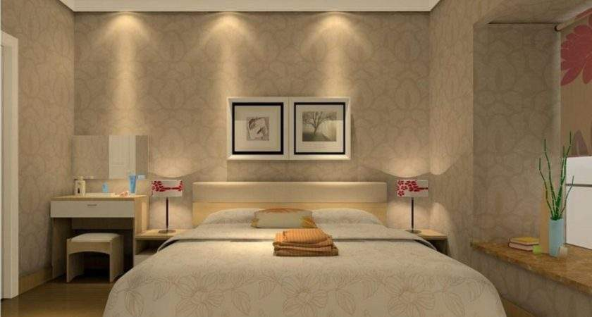 Sleeping Room Design Rendering House