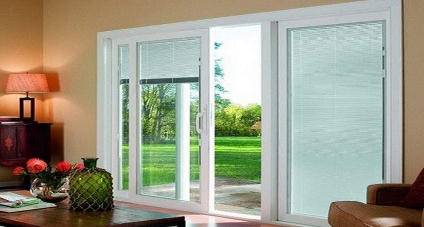 Sliding Glass Door Blinds John Robinson House Decor