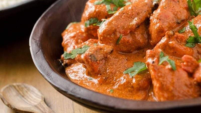 Slimming World Best Ever Butter Chicken Slow Cooker