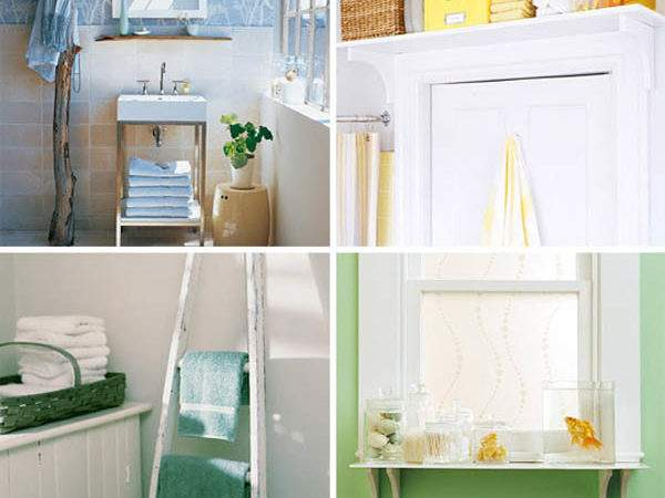 Small Bathroom Storage Ideas Hac