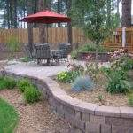 Small Deck Garden Great Patio Furniture Decor