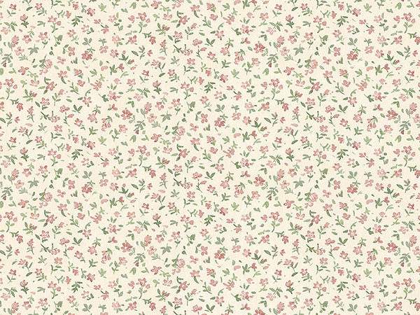Small Floral Print
