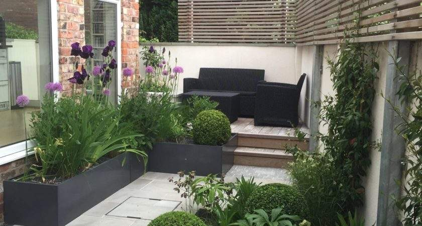 Small Garden Ideas Make Most Tiny Space Side
