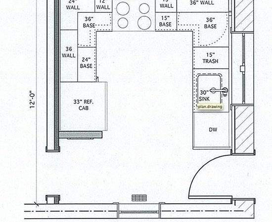 Small Kitchen Design Layout Home Owners