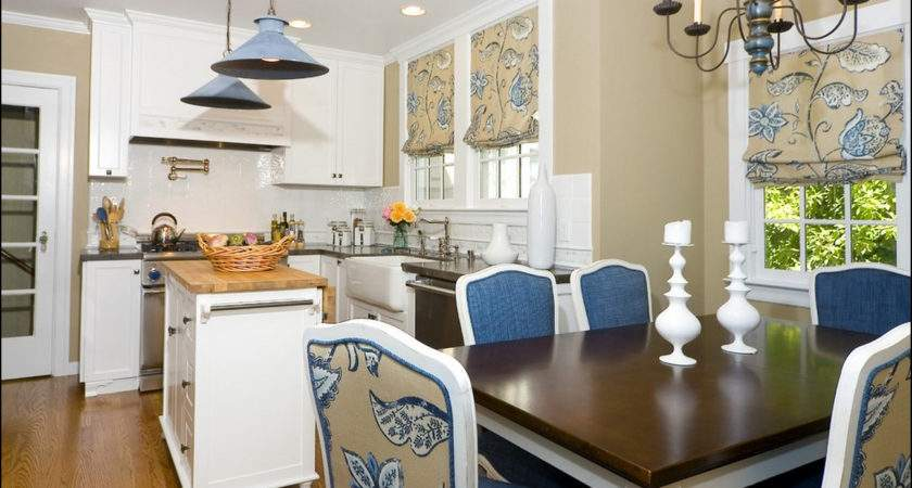 Small Kitchen Dining Room Combination Designs