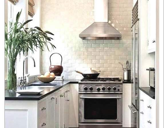 Small Kitchens White Cabinets Ideas Home